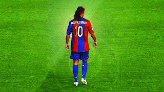 Ronaldinho Skills - Crazy Football Soccer Skill Move Tutorial