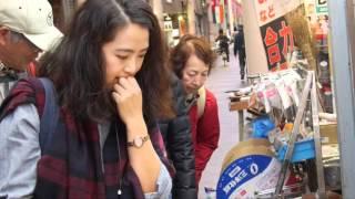 鱼贩子 鮒新 京都纳屋町商店街