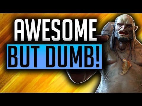 RAID | Shatterbones Champion Spotlight! Awesome but DUMB AI!