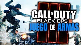 Cod BO3: JUEGO DE ARMAS OTRA VEZ :v