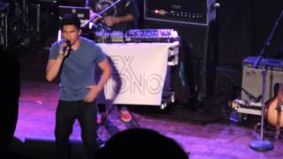 """Doesn't Get Better"" by Alex Aiono LIVE [HD]"