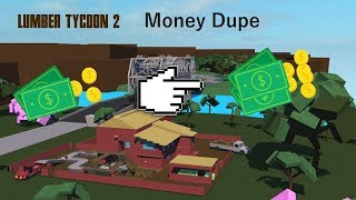 How to dupe money*solo*in lumber tycoon 2
