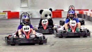 Go Kart Battle   Dude Perfect