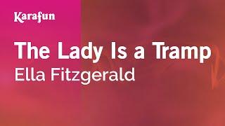 Karaoke The Lady Is A Tramp - Ella Fitzgerald *