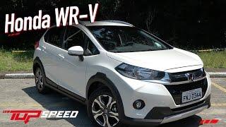 Avaliação Honda WR-V (WRV) EXL 2018 | Canal Top Speed