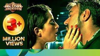 Meet Ajay Devgn in his new look | Action Jackson | Movie Scene