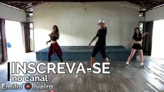 É Só Me Chamar - Mariana Fagundes feat. Naiara Azevedo - Emílio Oliveira (Coreografia)