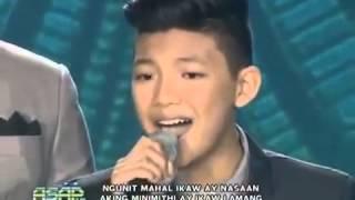 "Darren Espanto and Jed Madela ""Ikaw Ang Aking Pangarap"""