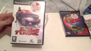 Postal Order Pickups Video 3rd Feb 2016 - Playstation 2