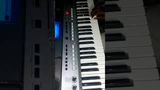 Yehova Needu Mellulanu play on yamaha psr  | my music |TCLG live video
