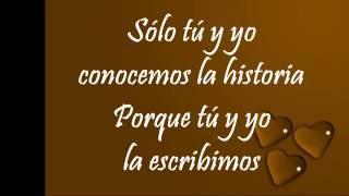 Carlos Rivera - Que lo nuestro se quede nuestro (letra)