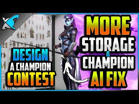LATEST NEWS | Win REWARDS in Champion Design Contest | CHAMPION AI FIX !? | RAID: Shadow Legends