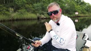 How to use Deeper Smart Sonar on a kayak