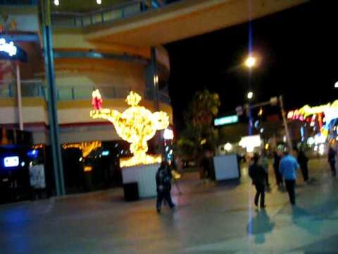 Vegas~Old Downtown~Fremont Street
