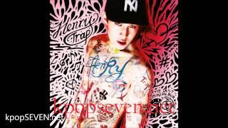 [MP3/DL] Henry (Super Junior-M) - Trap (Feat. 규현, 태민)