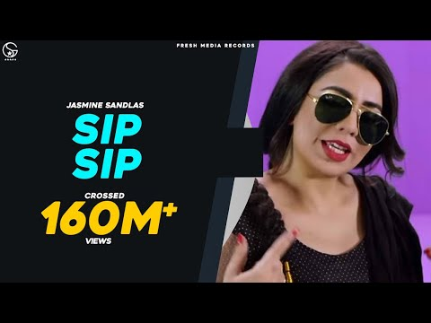 SIP SIP LYRICS - Jasmine Sandlas   Garry Sandhu