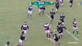 So Spanish Rugby is Crazy || Club Match