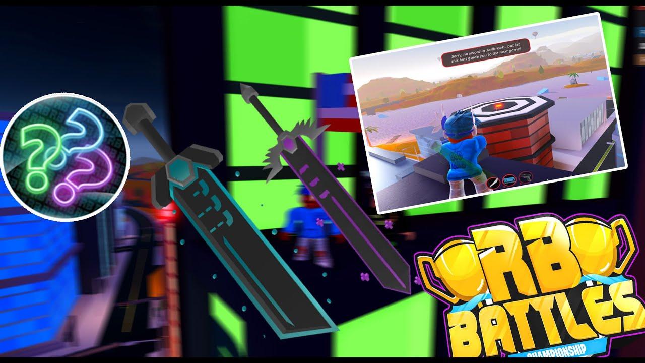 Godthegamer - HOW TO GET THE JAILBREAK RB BATTLE BADGE (Roblox Jailbreak)