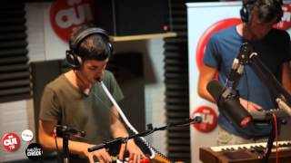 BRNS - Ghostpoet Cover - Session Acoustique OÜI FM