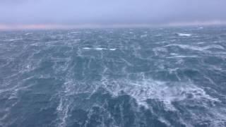 Storm - North Sea