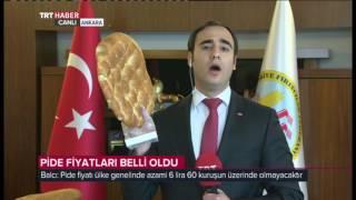 RAMAZAN PİDESİ FİYATLARI BELLİ OLDU (2017)