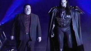 WWF The UnderTaker WM XV Ministry Theme