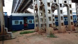 Sambalpur - Puri Intercity Express 2019 ( Bhubaneswer new railway station) width=