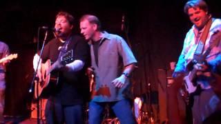 """Matt Lewis Band - Gino sings """"Killing Time"""""""