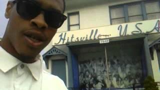 Ayone visits Motown