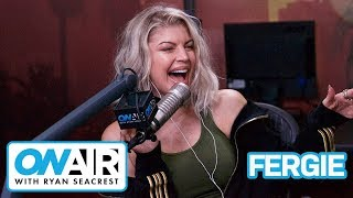 Fergie's Potty Training Ritual is Hilarious | On Air with Ryan Seacrest