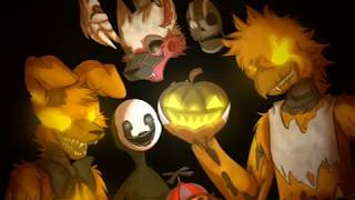 【FNaF|SPEEDPAINT】 It's Halloween!