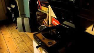 Pablo Casals - Cello Suite No.3 Prelude (Bach) 78 RPM