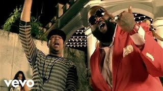 Rick Ross - All I Really Want ft. The-Dream width=