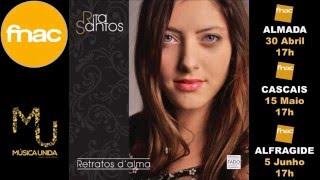 Rita Santos - Retratos d'Alma Fnac Tour