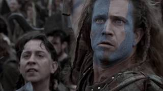 """RUSSIAN EPIC FOLK METAL WITH BAGPIPES / CODEX VERUS - """"THE WARRIOR"""" / UNOFFICIAL VIDEO - BRAVEHEART"""