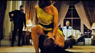Rebecca Ferguson Action scenes in Mission Impossible-Rogue Nation width=