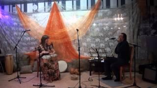 Natalia Vlasevskaja (Udongo) Vladimir Markov (jew's harp)