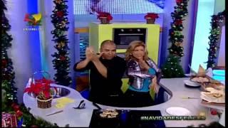 TVES- Rosario Flores canta su tema Tu Boca