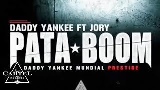 Pata Boom (feat. Jory) - Daddy Yankee