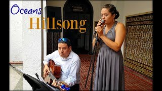 Oceans - Hillsong (Live Cover by Madeline Alicea) Eleganza Music Services