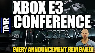 Xbox E3 2017 Conference: Every Game Reviewed