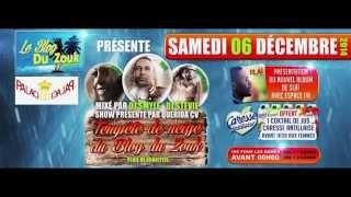 SOIREE le Samedi 6 Décembre au Palacio SLAI - MARYSA - PHYLLISIA ROSS - LA NUIT DU BLOG DU ZOUK