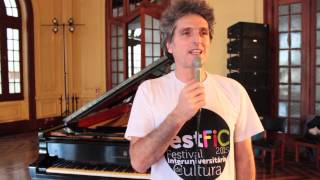 Entrevista Mario Ferraro - Educação Musical #FestFIC2015