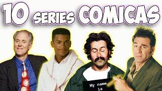 Las 10 mejores series (comedia)