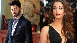 Aishwarya Rai - Romance Fawad Khan in