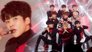 《Debut Stage》 SF9 - K.O. + Fanfare (팡파레) @인기가요 Inkigayo 20161009