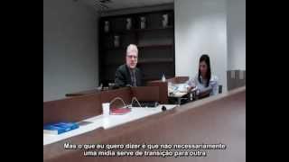 Pergunta feita ao Ken Robinson na HSM educação