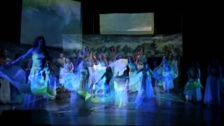 """Ass. G.A.U. Sport saggio Danza 2012 """"Il Mare"""""""