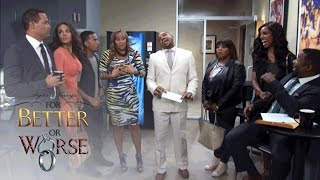 Richard is Back in Business | Tyler Perry's For Better or Worse | Oprah Winfrey Network