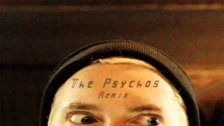 New  Eminem Ft Obie Trice & Rakim Explict  The Psychos 2014